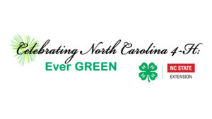 Cover photo for Celebrating North Carolina 4-H:  Ever GREEN